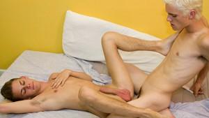 Adam Scott and Seth Serenity