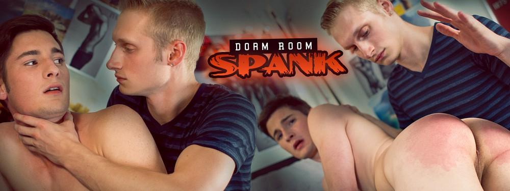 Dorm Room Spank