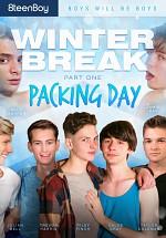 Winter Break | Packing Day