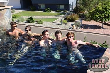 Pool Party Bareback Boys photo 1