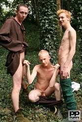 Robin Hood's Band of Barebackers | Scene Four photo 1