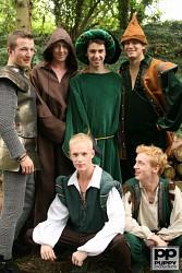 Robin Hood's Band of Barebackers | Scene Five photo 1