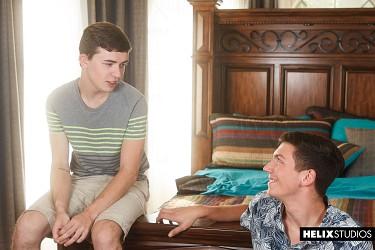 #Helix: Jared Scott and Collin Adams photo 1