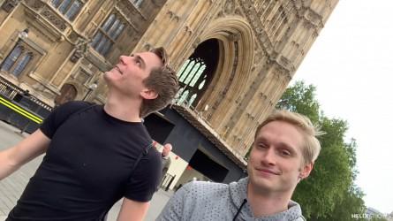 Kyle & Max's EuroTrip: England photo 1