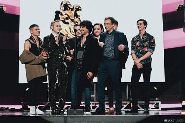 2020 GayVN Awards Photoset photo 1