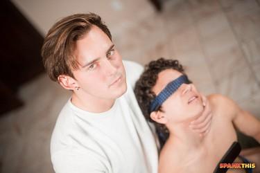 Blindfolded Booty photo 1