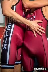Helix Academy Wrestling: Chapter 4 photo 1