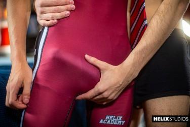 Helix Academy Wrestling: Chapter 1 photo 1