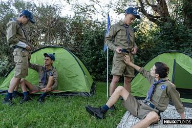Helix Latin Camp | Part 2: How to Make a Bonfire photo 1