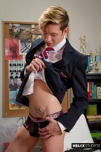 Helix Academy Extra Credit: Strip Tease?> - 12