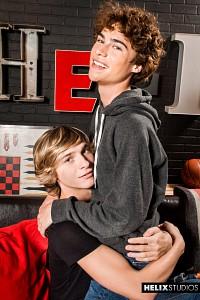 #helix: Jessie Montgomery and Greco Rai?> - 2