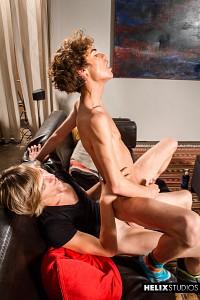 #helix: Jessie Montgomery and Greco Rai?> - 36