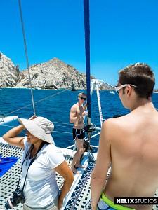 Boys Abroad: Part 2 - Cabo San Lucas?> - 5