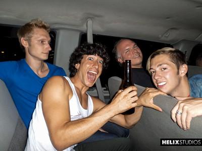 Boys Abroad: Part 2 - Cabo San Lucas?> - 34