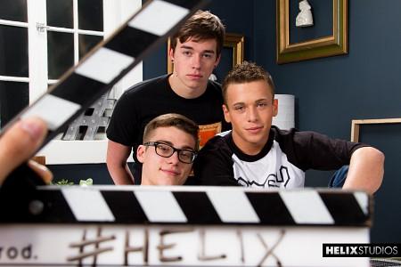#helix: Brad Chase, Blake Mitchell & Troy Ryan ?> - 4