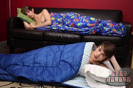 Sleepover Bareback Boys?> - 7