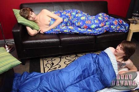 Sleepover Bareback Boys?> - 8