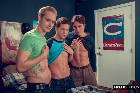 #helix: Max Carter, Tyler Hill & Justin Owen?> - 2
