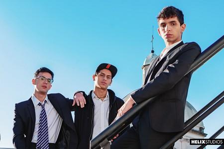 Helix Academy: Latin Campus | Ch.1 Temptation?> - 10