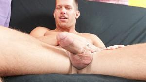 Shane Frost's White Cum
