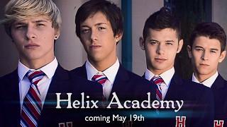 Helix Academy Trailer, gay porn