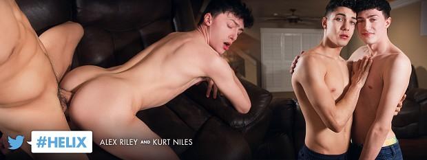 #Helix: Alex Riley and Kurt Niles