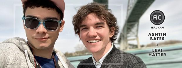 RealCam: Ashtin Bates and Levi Hatter
