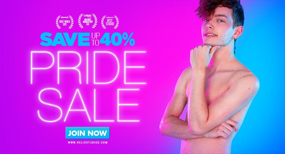 Helix Studios PRIDE Sale! Save 40% at Helix Studios