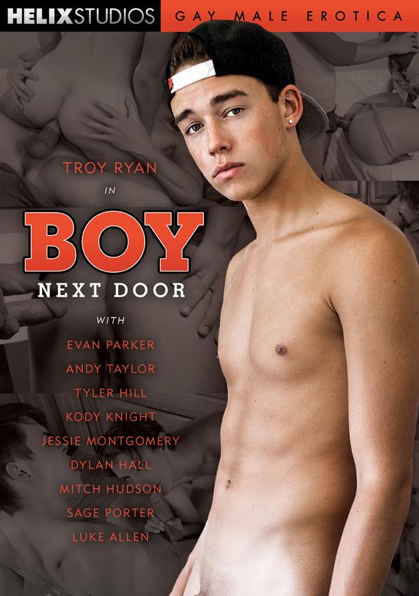 Boy Next Door Front Cover Photo