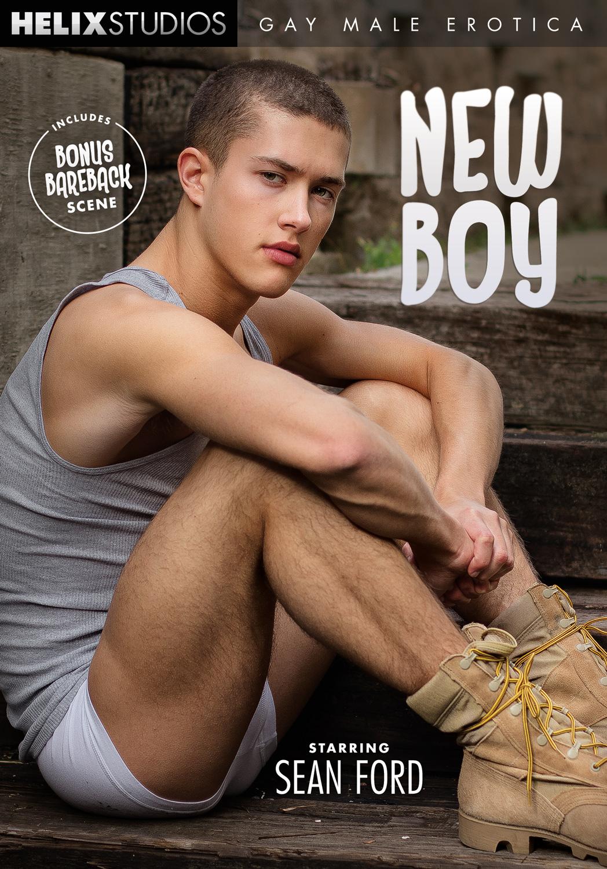 New Boy Gay Porn Dvd - Helix Studios-9174