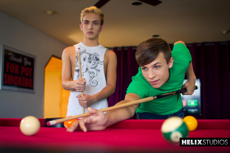 billiard gay porn