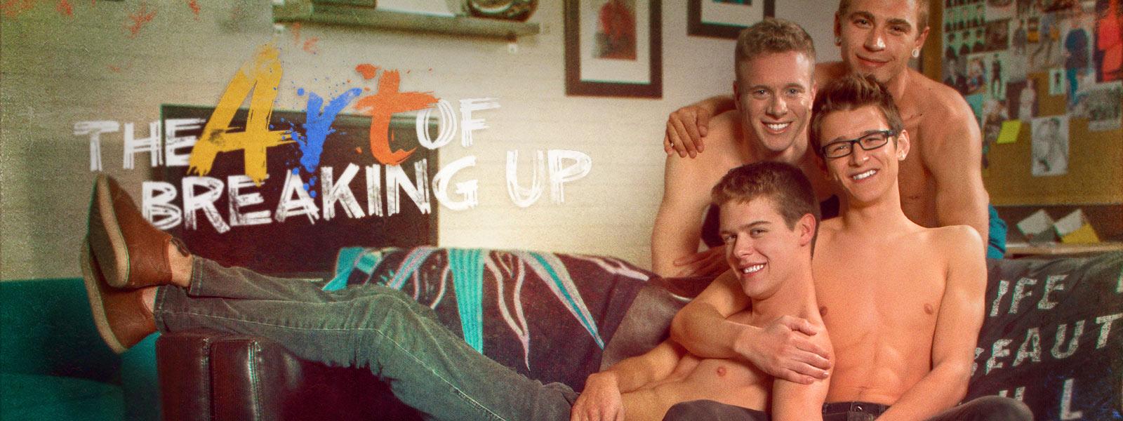 The Art of Breaking Up Teaser