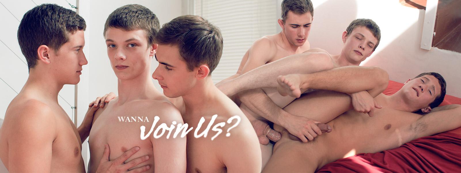 Wanna Join Us?
