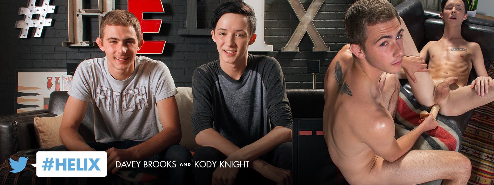 #helix: Davey Brooks and Kody Knight