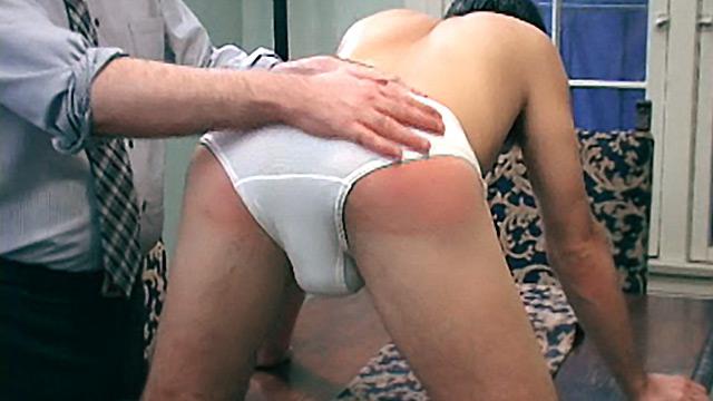 Gay spank underwear