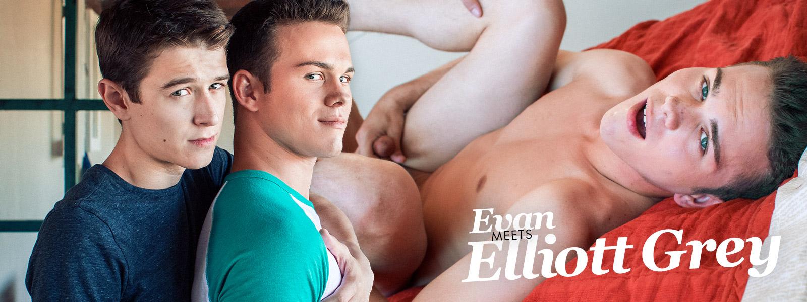 Evan Meats Elliott Grey