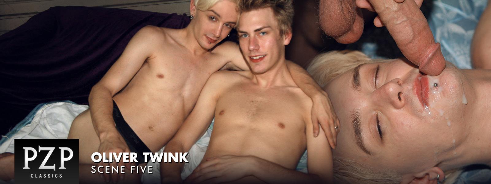 Oliver Twink | Scene Five