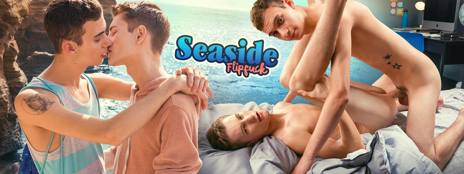 Seaside Flipfuck