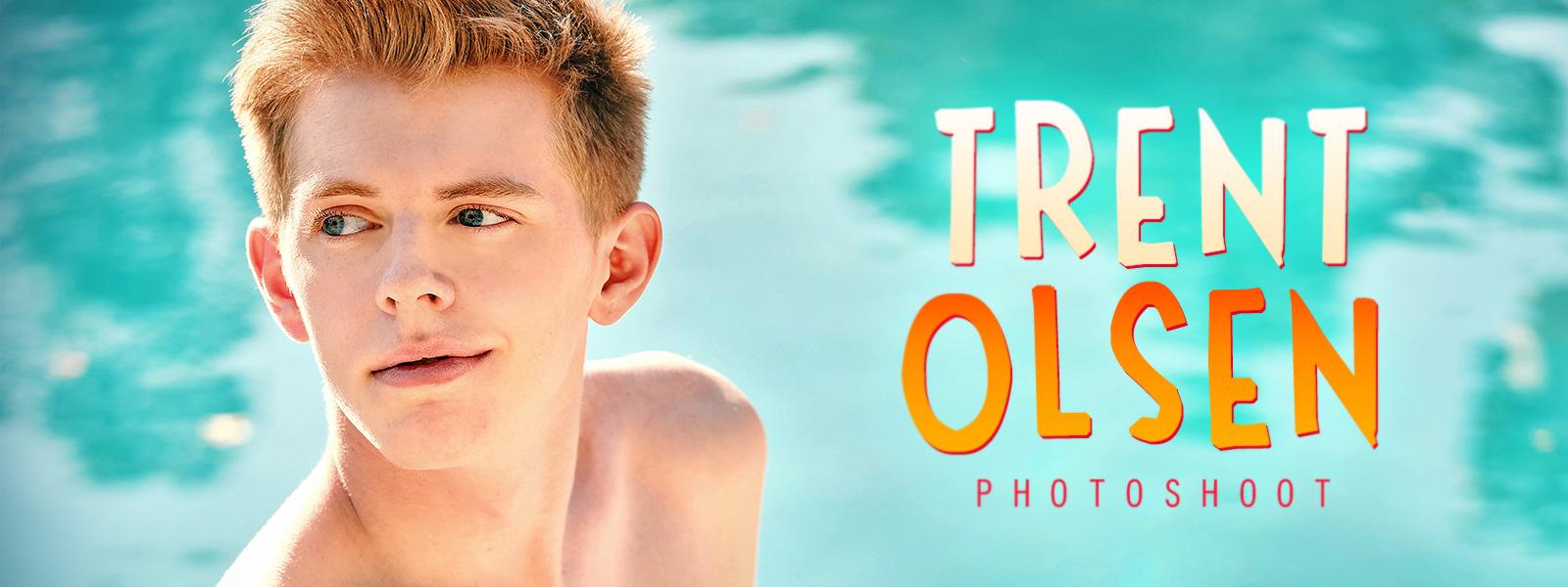 Trent Olsen Photoshoot