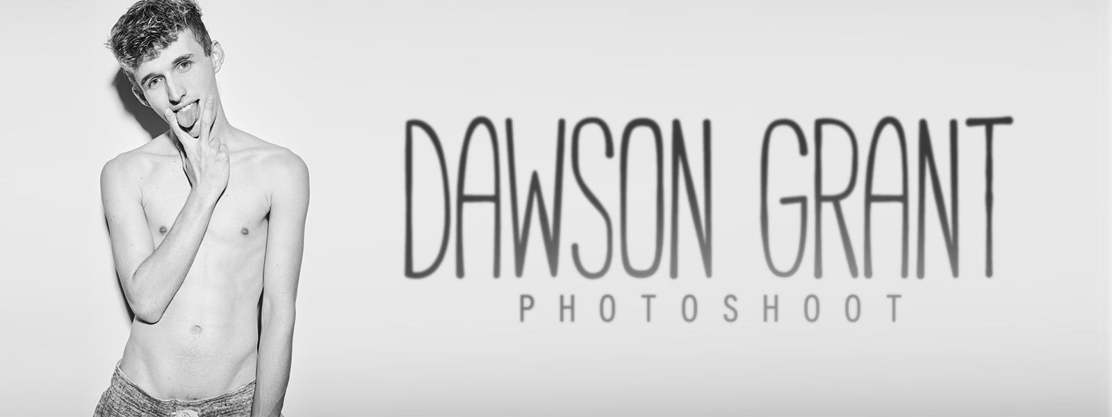 Dawson Grant Photoshoot