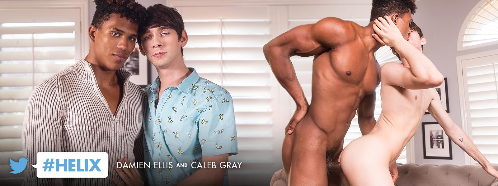 #Helix: Damien Ellis and Caleb Gray