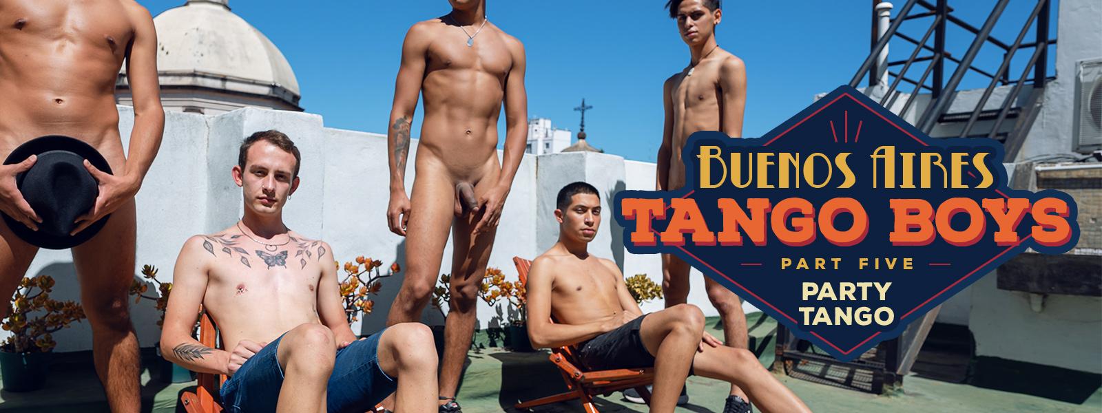 Buenos Aires Tango Boys | Part 5: Party Tango
