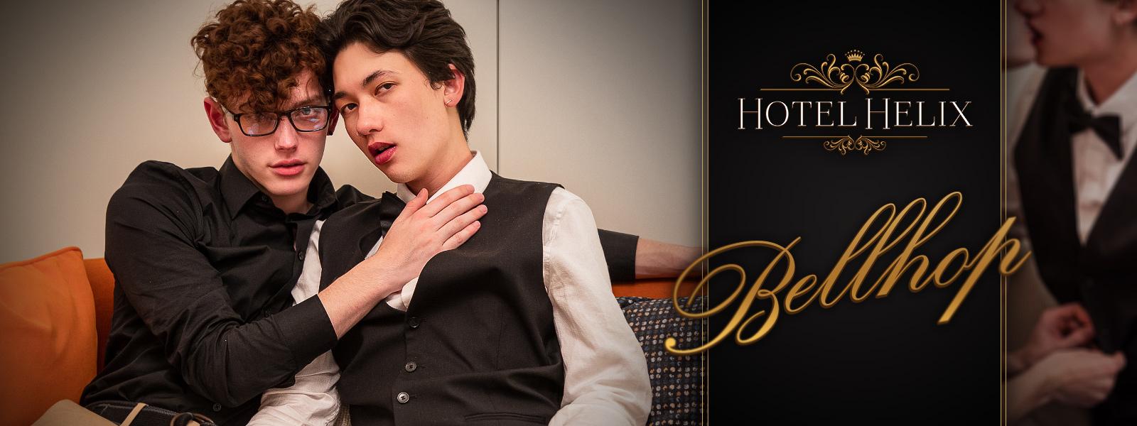 Hotel Helix: Bellhop