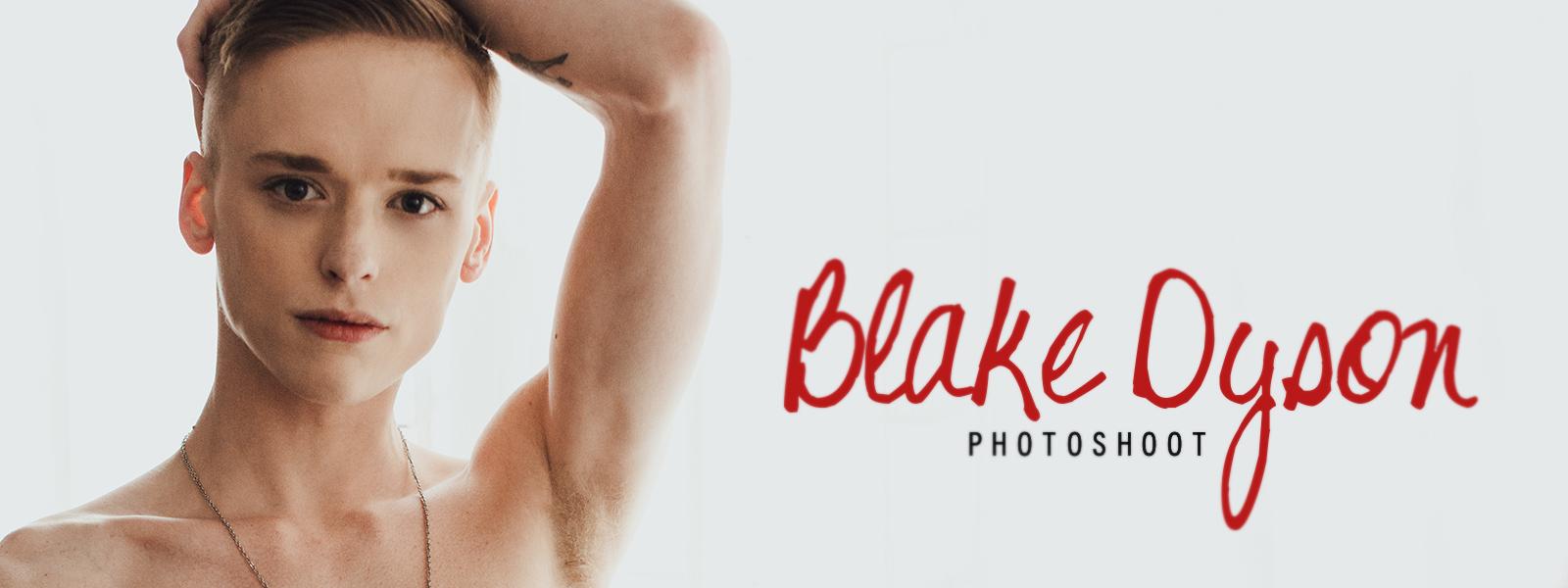 Blake Dyson Photoshoot