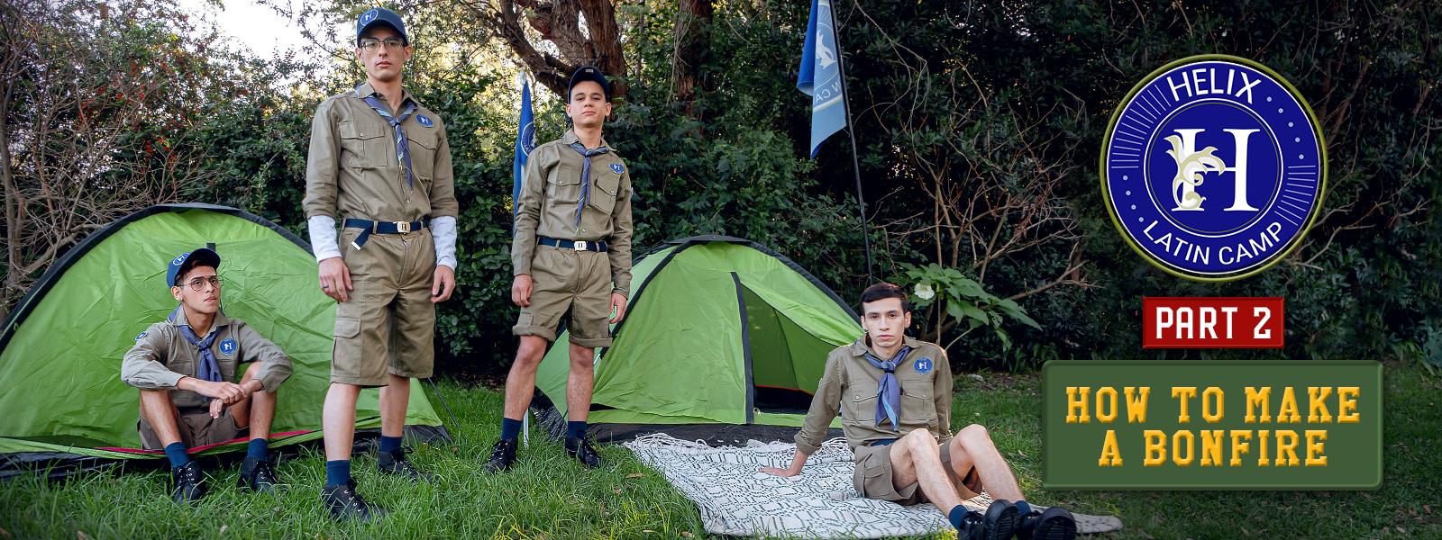 Helix Latin Camp | Part 2: How to Make a Bonfire