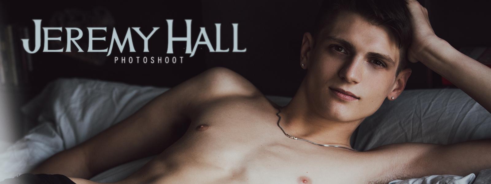 Jeremy Hall Photoshoot