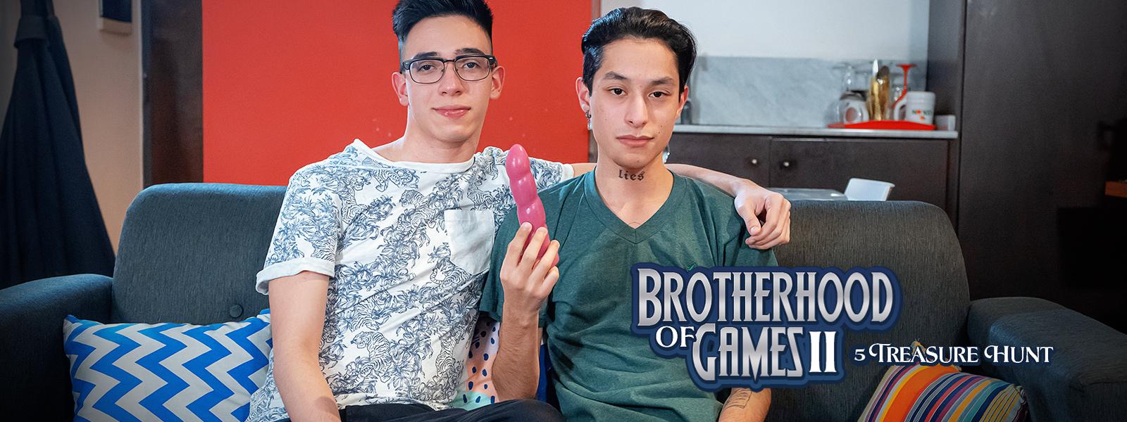 Brotherhood of Games II | Part Five: Treasure Hunt